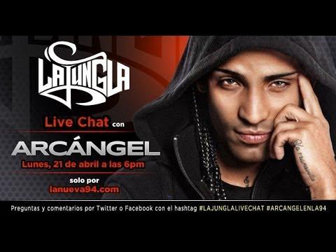 Arcángel Live Chat por La Jungla con Coyote Y Mario