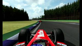 2000 Hockenheim GER Grand Prix full Race Formula 1 Season Mod F1 Challenge 99 02 game year F1C 2 GP 4 3 World Championship 2013 2014 2015 2016 2012 15 12 38 3 4