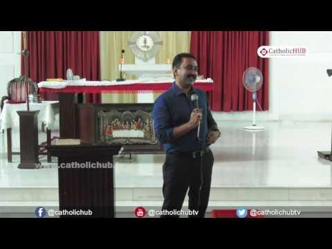 Word of God(Bro.Raghu) @ St Theresa Church, Bandra, Mumbai, Maharashtra, INDIA, 31-05-17