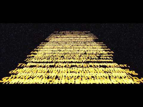 Every Star Wars Crawl At Once