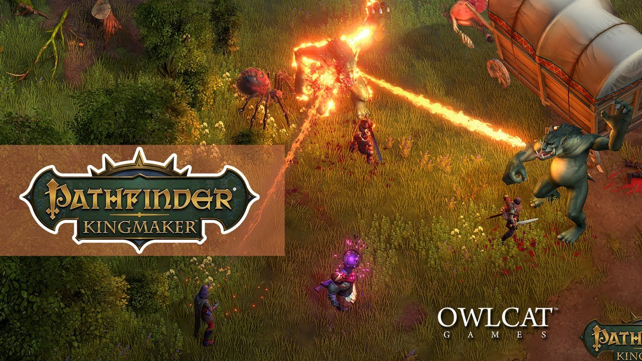 Pathfinder Kingmaker | Build A Mighty Kingdom | Reign with Justice or  Terror | NEW RPG | FIRST LOOK