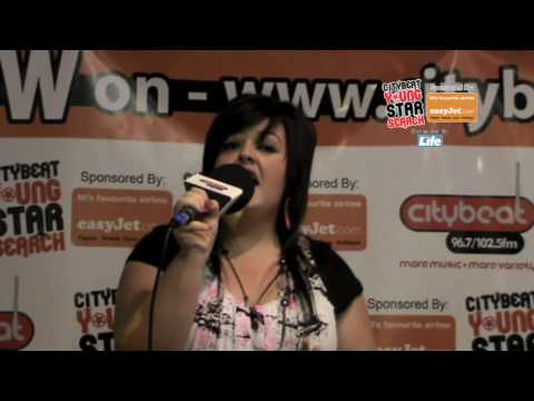 Citybeat Young Star Search 2009 with easyjet: Bow Street Mall : Billie Jo Tate