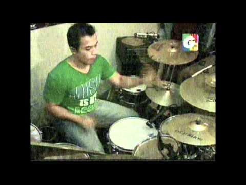 TV Drum Lesson Performing the Gone Too long Tune