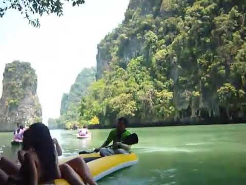 Kayak Ao Phang Na BAy