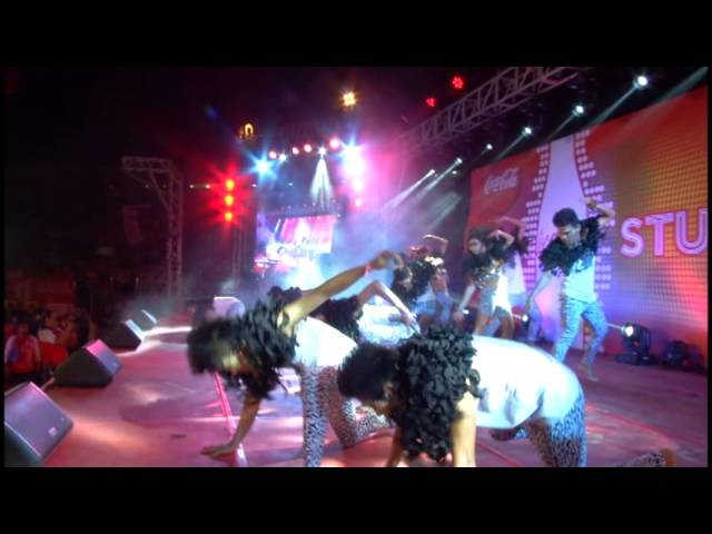 STI DANCE CREW -- NAGA Travel Video