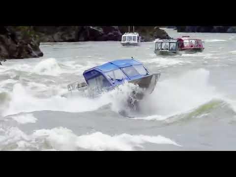 #9 Wacky Speed Boats