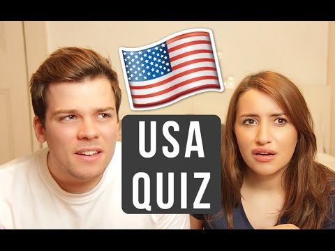 BRITS Answer Questions About AMERICA!