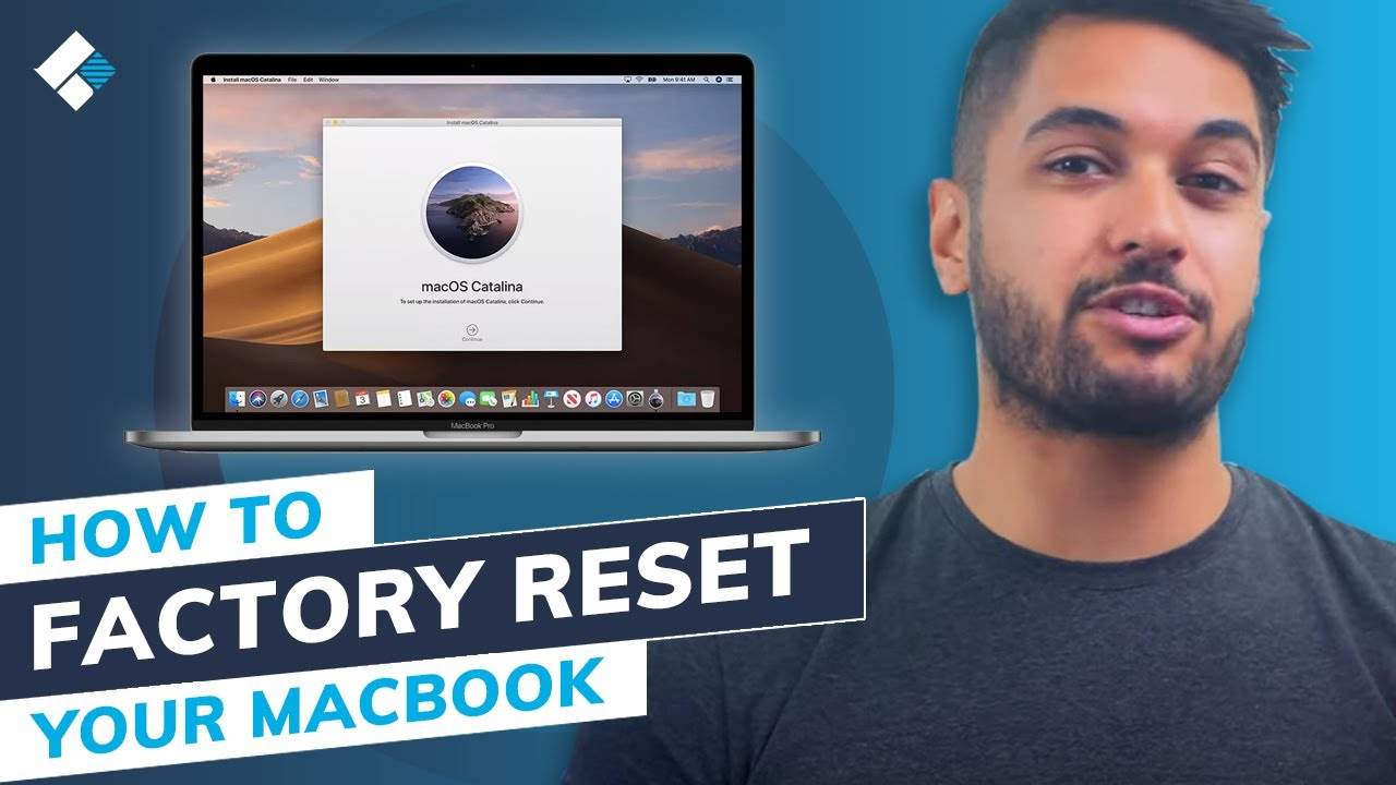 How to Factory Reset Your MacBook? [3 Steps]