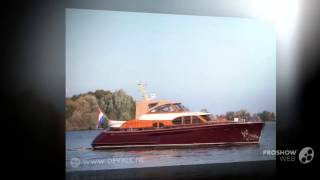 Vitters 18.50 Power boat, Motor Yacht Year built_ 2000,