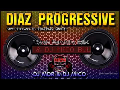 DJ Toreh Sembilu [ Rheina ]  MIX DJ MDR Bulan 12 DIAZ PROGRESSIVE Voc. Ria