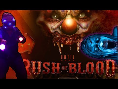 MI PEOR PESADILLA: MONTAÑA RUSA + FANTASMA LOCA! | Rush of Blood | PS4 VR | 1era Parte?