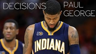 Paul George - I'm Done ᴴᴰ