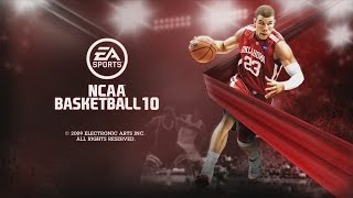 NCAA BASKETBALL 2010 (XBOX 360) UNC VS KENTUCKY - OVERTIME THRILLER  - RETRO GAME OF THE DAY