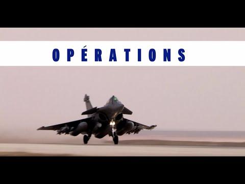 Armée de l'air : quatre axes d'effort