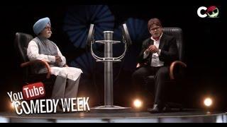 Big B with PM - Kaun Banega Roadpati Season 1- Comedy One
