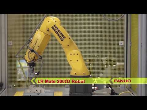 Robotic Sealant Dispensing System Uses FANUC Robot to Apply Silicone to Parts - Integrated Solutions