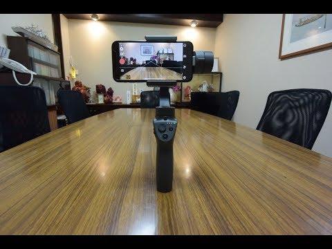 3軸ジンバルシステム/DJI Osmo Mobile 2(カメラスタビライザー)