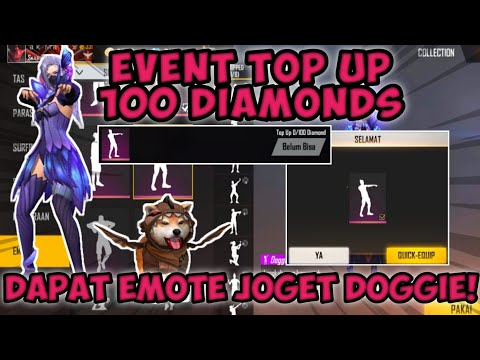 bonus-top-up-100-diamonds-dapat-emote-doggie!