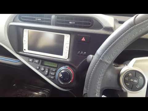 Toyota Aqua/Prius C Engine Area Whistle Sound In URDU
