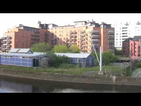 A walk through the city of Leeds - April 2010