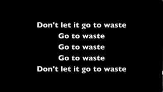 "Sammy Adams - ""Waste"" (lyrics)"