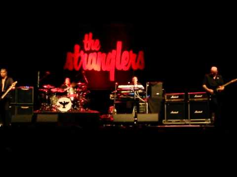 The Stranglers Christchurch 15 April 2016 Christchurch