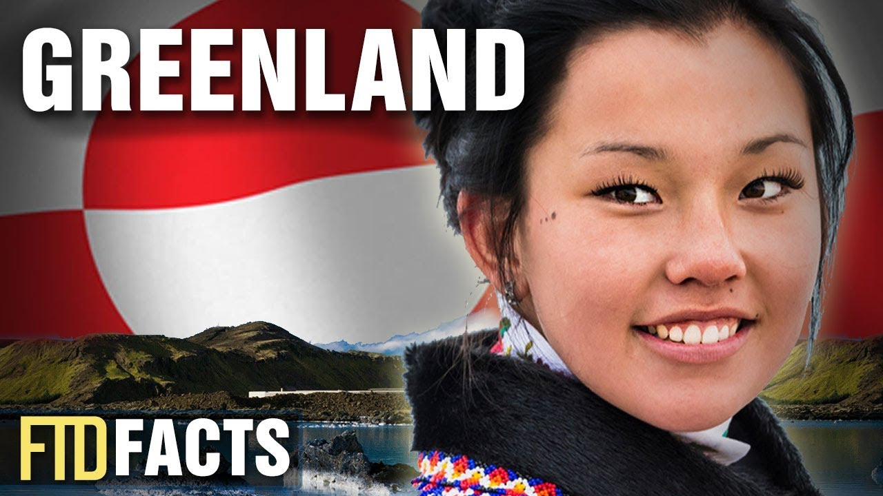 Woman in Greenland