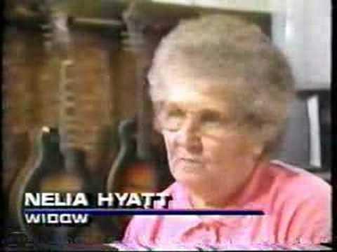 1991 nbc news clip on nelia hyatt 39 s music house asheville for 1991 house music