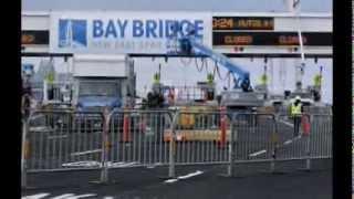 Bay Bridge Reopens!