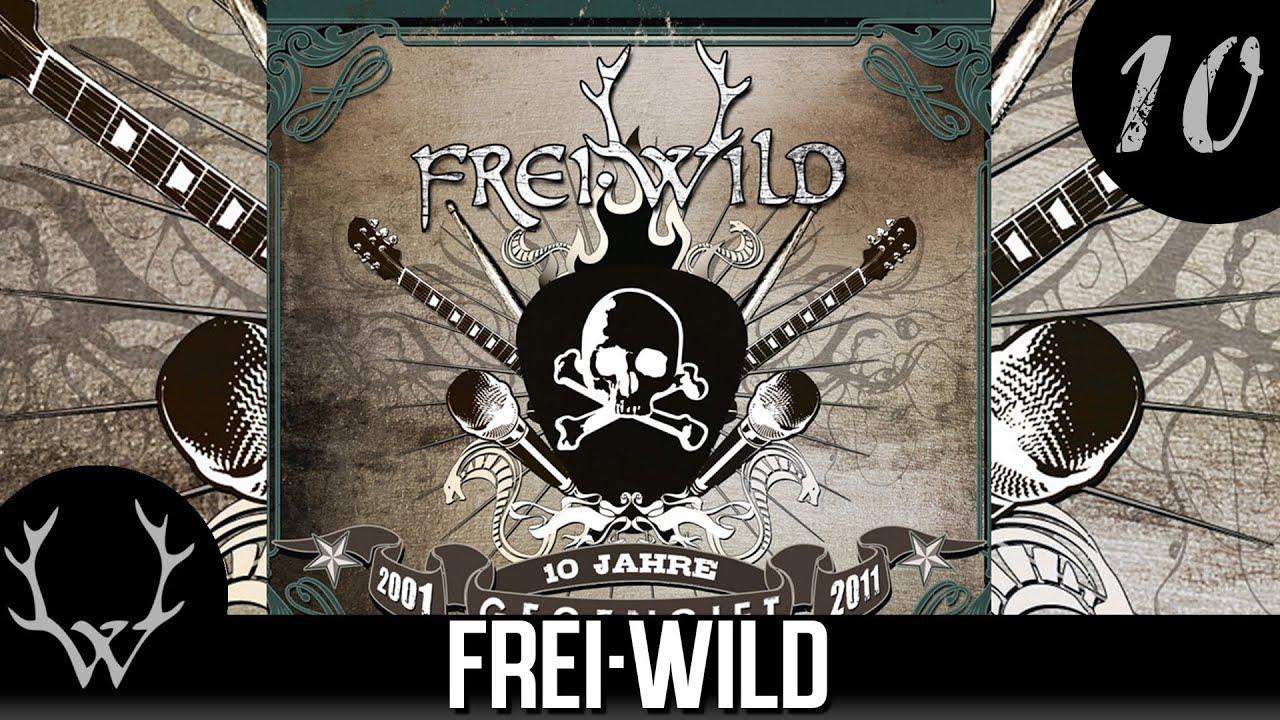 Frei.Wild - Die Gedanken sie sind frei \'Gegengift\' Album | Disc 1 ...
