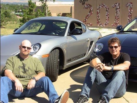 Best High School Reunion Ride: 2012 Porsche Cayman R vs. Jaguar XK review