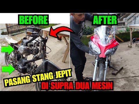 pasang-shock-rx-king-di-supra-dua-mesin