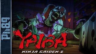 Yaiba Ninja Gaiden Z Gameplay (PC)