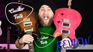 Guitar Talk - Brand New PRS SE Custom 24 2021 Review!