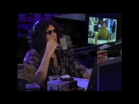 Beetlejuice the Next Senator of New York on Howard Stern