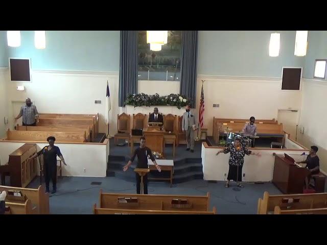 South Calvary MBC Sunday Morning Worship - September 13, 2020