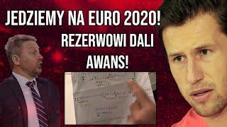 JEDZIEMY NA EURO 2020! BRZĘCZEK ODMIENIŁ KADRĘ? ZASKAKUJĄCY BOHATEROWIE