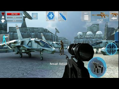 Enemy Strike - Android GamePlay - Shooting Games Android  #2