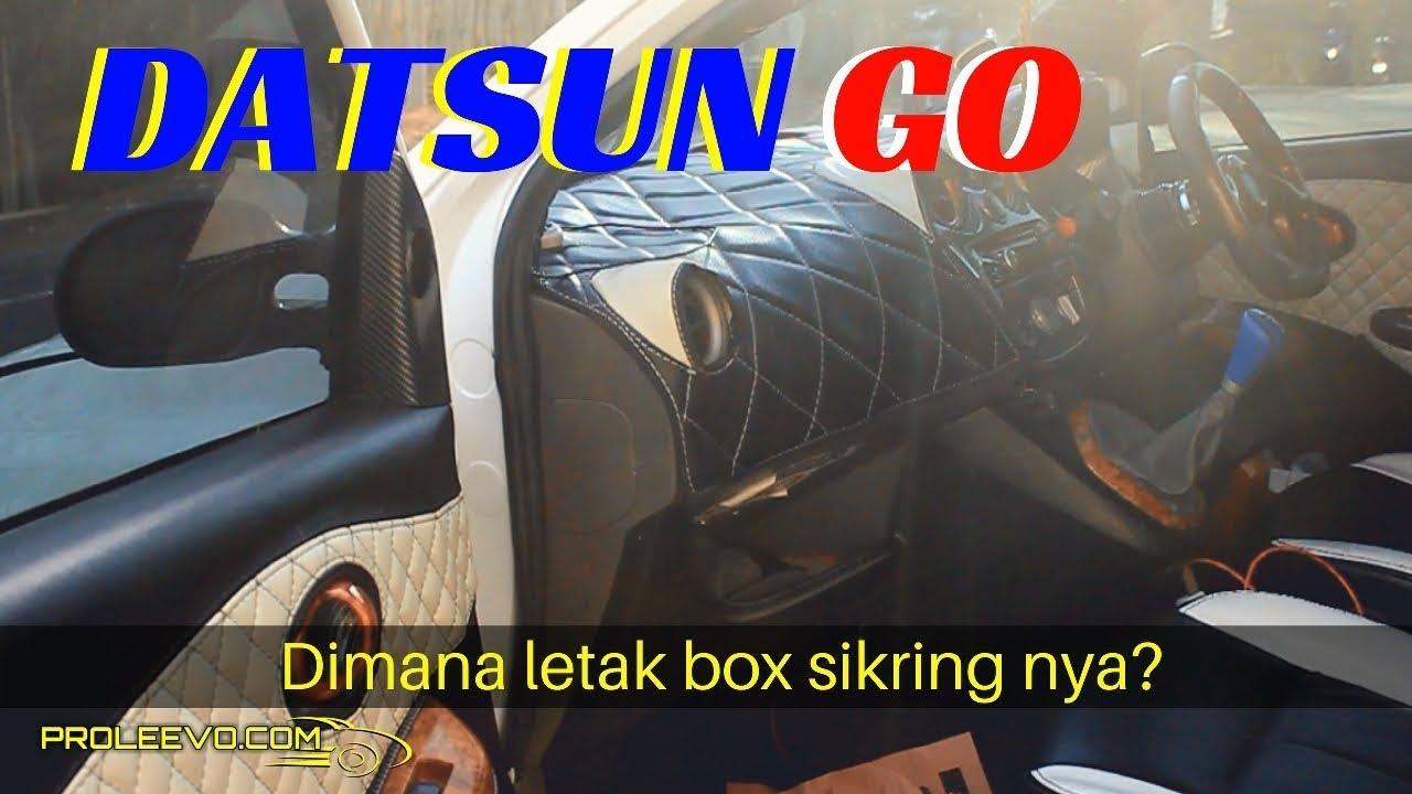 Letak Fuse Box Avanza : Letak box sikring fuse datsun go youtube