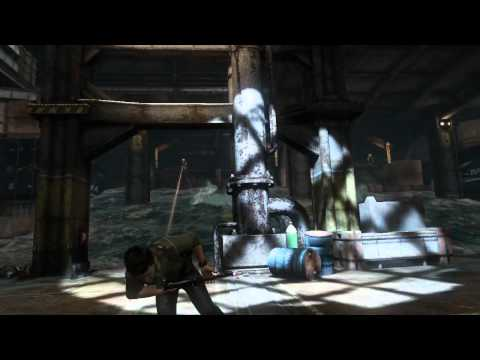 Uncharted 3: Oszustwo Drake'a - Cruise Ship direct feed - E3 2011 Demo