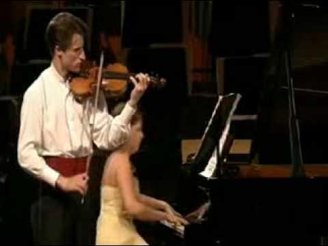 Lorenzo Gatto | Enescu Violin Sonata # 3 | 2nd Mvt | Queen Elisabeth Violin Comp | 2 of 3 | 2009