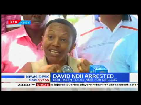David Ndii's wife accuses the government of prosecuting her family