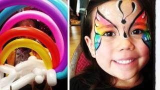 Fun Face Painting CT Ideas