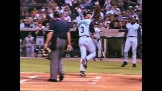 Alex Rodriguez Mariners/Rangers Highlights