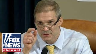 Jim Jordan grills Dems' 'star witness' Taylor in impeachment hearing