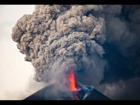 Volcanic Activity across the World-Earthquakes & Water the Color of Blood