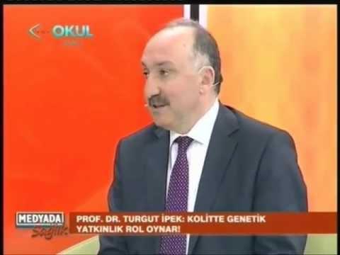 Prof. Dr. Turgut İpek, Bağırsak İltihabı Ve Tedavisi - 2