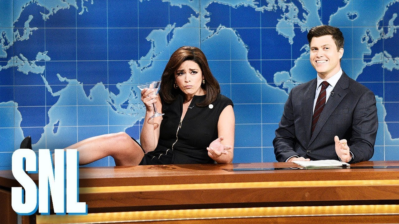 'SNL' finale: Cecily Strong's drunk Judge Jeanine Pirro makes a ...