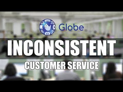 PROOF: Globe Telecom's Customer Service is Inconsistent
