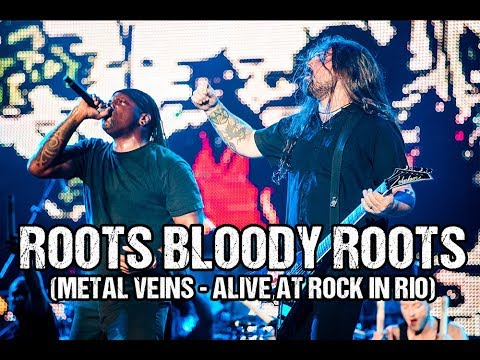 Sepultura - Roots Bloody Roots (Metal Veins - Alive at Rock in Rio) [feat. Les Tambours du Bronx]